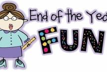 End of School Year Fun / by Jennifer Templin