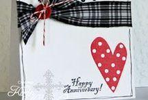 Cards - Wedding - Anniversary