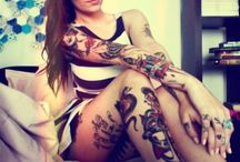 Tattoo Love / I like the look. Not the lifestyle.  / by Brandi Danielle