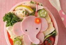 //Recetas divertidas\\ / Para los niños que comen por los ojos