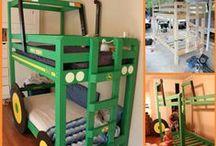 Boys Room Ideas / by Jennifer MomSpotted
