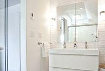 bathrooms. / by Julie West