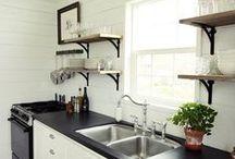 kitchens. / by Julie West
