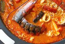 //Cocina Mediterránea \\ / Cocina mediterránea, sana y natural. Cocina española sobre todo, es la que más conozco ¿Y vosotros?