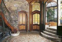 //Arte Nouveau Art Deco\\ / Algo diferente , antiguo y moderno, indudablemente de moda
