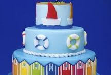 Nautical Cakes/Under the Sea / by Tammy Licea-Villaverde