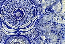 Textures & Patterns / by Quixotte