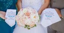 Mother of The Groom Personalized Embroidered Wedding handkerchiefs by Canyon Embroidery