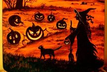 Halloween Tricks & Treats / Love decorating for Halloween -- but nothing too spooky! / by Melody Roberts Andersen