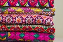 Textile/Pattern / by Justine Raffin