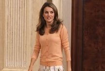 Los looks de Letizia Ortiz - Princess Letizia / by enfemenino