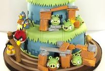 Angry Birds Birthday / by Jennifer MomSpotted
