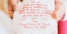 Grandmother Wedding Gift Personalized Embroidered Wedding hankerchief / Personalized Embroidered Wedding Hankerchiefs by Napa Embroidery https://www.etsy.com/shop/NapaEmbroidery