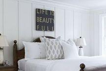 bedroom. / by Julie West