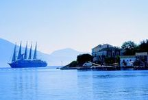 Greek Isles / Your elegant yacht seems custom-made for the lyrical lands of the Aegean Sea. Explore the golden age of Greece and the vestiges of Ottoman glory along shores that are beautiful & untouched.