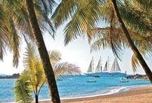 Tahiti / Our Dreams of Tahiti cruise takes travelers to the following: Papeete, Moorea (overnight), Tahaa, Raiatea (overnight), Bora Bora (overnight), Huahine, Papeete.