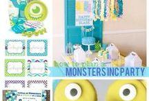 Monsters Inc Birthday