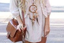 bohoho. / Bohemian style clothing, I'm in love! / by Katie Rosenfield