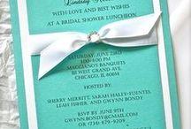 Audrey's Bridal Shower / by Eileen Thompson Scott