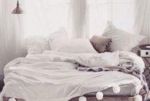 NEST   cozy bedroom / cozy spaces to nest in