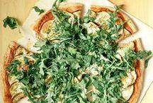 Vegan Pizza / Vegan Pizza