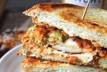 Vegan Sandwiches, Wraps, & Burgers / Vegan Sandwiches, Wraps, & Burgers