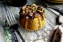 Vegan Cakes, Pies, & Cobblers / Vegan Cakes, Pies, & Cobblers