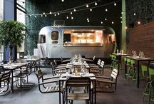 Cool nomad places / Beautiful cafes, bars and restaurants around the world!