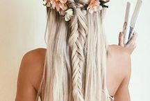 Hairstyles Inspirations - Long hair