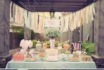 Vintage Party Ideas / by Sassaby Parties