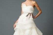 Gowns and Dresses / by Kalie Ruddle