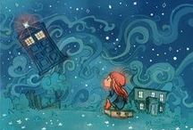 Doctor Who Rocks! / I've watched the Doctor from the beginning... / by Anna Chaput