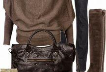 My Style / my fashion styles / by Rebekah Hixon