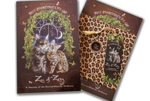 Books I've written about cats / 5 star-rated books, The Chronicles of Zee & Zoey - A Journey of the Extraordinarily Ordinary and Purr Prints of the Heart - A Cat's Tale of Life, Death, and Beyond.