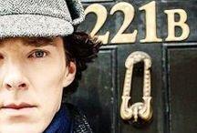 221B Baker Street / Baker Street / by Peter O'Brien