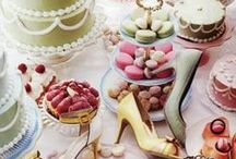 "Marie Antoinette Party Ideas / ""Let them Eat Cake!"" Party like a French Queen..."