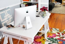 Work space / by Jacina Serbalik