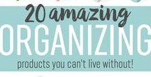 Organising & Planning