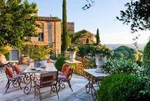 Beautiful Patios & Garden Nooks