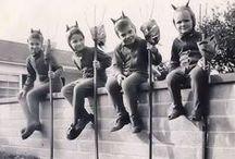 Happy Halloween!!! / Vintage Halloween Inspiration!