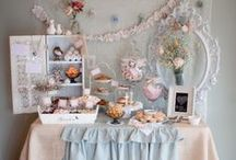 Shabby Chic Birthday / by Sassaby Parties