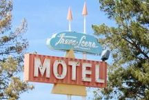Signs of the Times / Our Favorite Vintage Signs - Neon & Otherwise