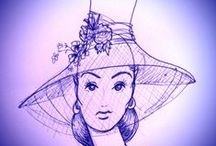 Scribbles / Learning to draw by drawing