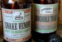 Reptile Party Ideas