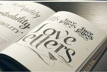 For Hand Lettering / Hand lettering and calligraphy tutorials, tools, and inspiration.