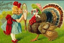 Thanksgiving is for Turkey Necks! / Happy Thanksgiving!