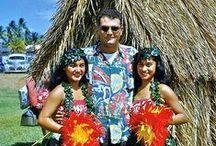 Legends of the Luau / Hawaiiana, Tiki, Luau, Polynesian Pop