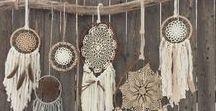 Boho / Boho style - accessories, decor, clothes, photography
