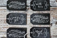 Labels & Tags {Beautiful & Free Printables} / There's always time to make something look pretty