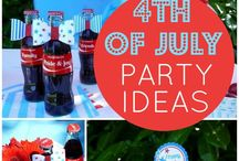 Fun 4th of July Party